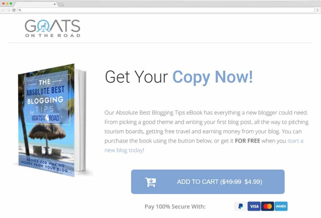 how to monetize a wordpress blog with ebooks
