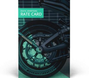free rate card template