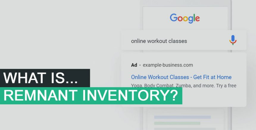 What Is Remnant Inventory